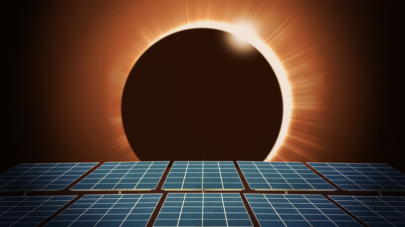 Solar eclipse program in Moulton on Thursday
