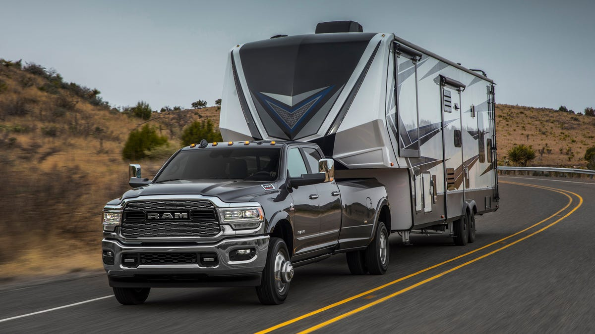 The 2019 Ram Heavy Duty Makes a Ridiculous 1,000 Lb-Ft of Torque