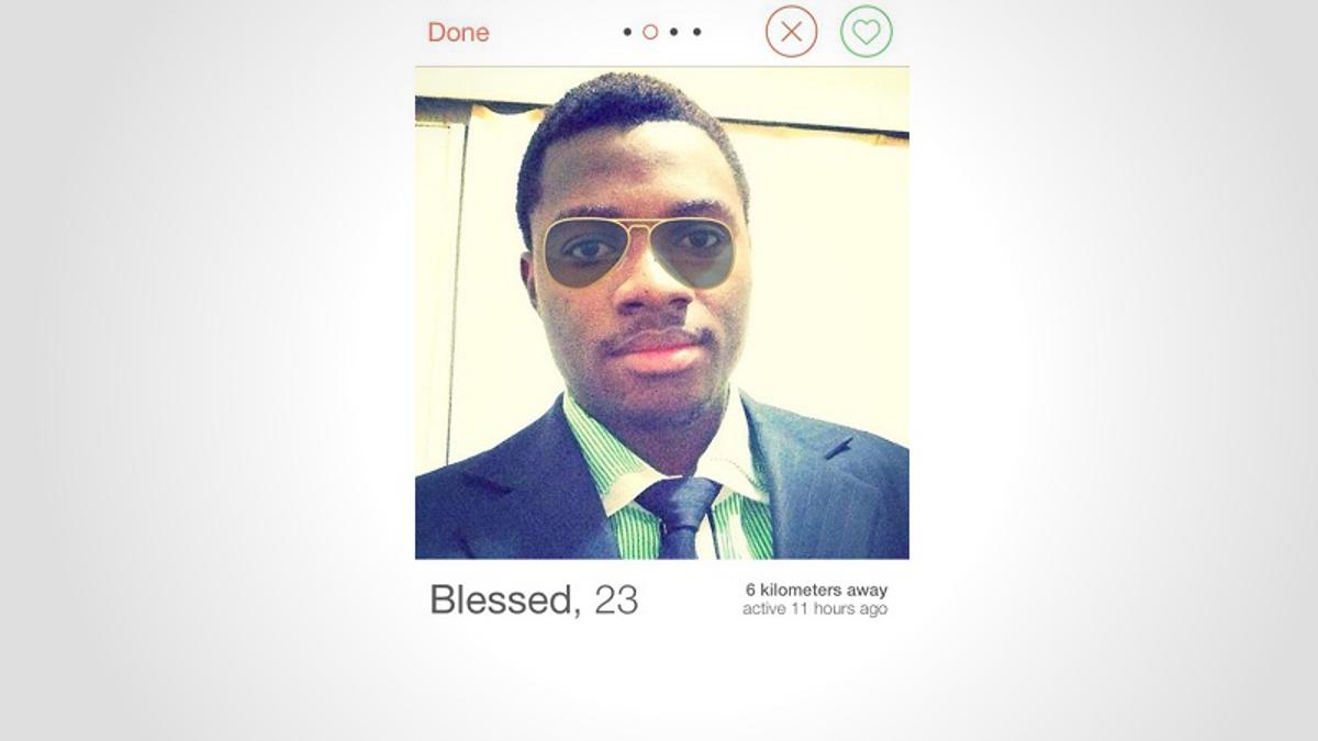 Profile create tinder fake Does Tinder