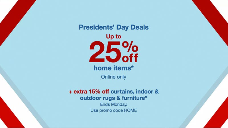 Presidents' Day Sale | Target