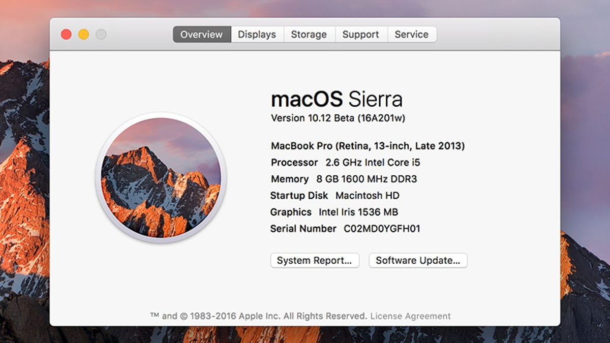 MacOS Sierra First Impressions: What It's Like to Use Siri