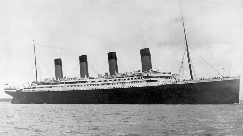 Illustration for article titled We'll have to wait a few more years to see if Titanic II sinks