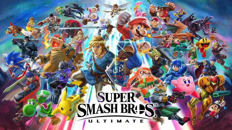 Illustration for article titled Super Smash Bros. Ultimate is Gaming's Greatest Love Letter to Itself