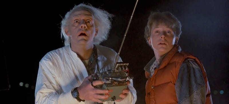 Illustration for article titled Back to the Future Will Be Released In Theaters For Its 30th Anniversary