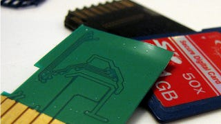 Illustration for article titled Why You're Better Off with Low Capacity Memory Cards In Your Camera
