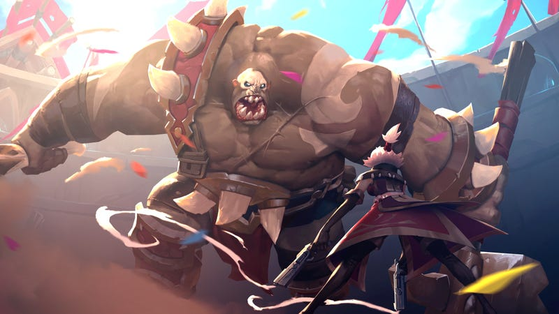 Illustration for article titled Battlerite Is A True MOBA, And Thank God