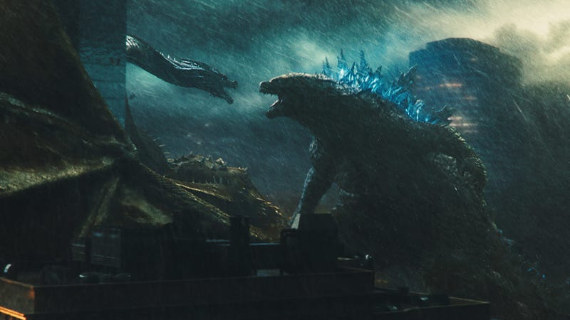 Illustration for article titled Production designer Scott Chambliss on how Godzilla: King Of The Monsters is like a Rembrandt painting
