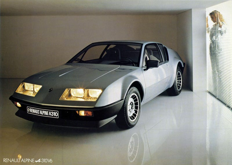 Illustration for article titled Is The Renault Alpine The French Lotus Or The French Porsche?