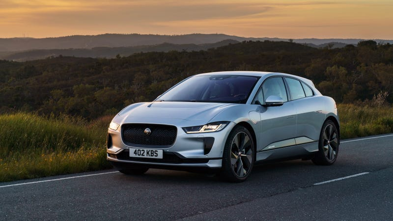 2019 Jaguar I-Pace EV: Design, Specs, Mileage, Price >> The Jaguar I Pace Ev Made Up Nearly 10 Percent Of Jag S