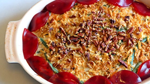 How to Organize a Thanksgiving Casserole Swap