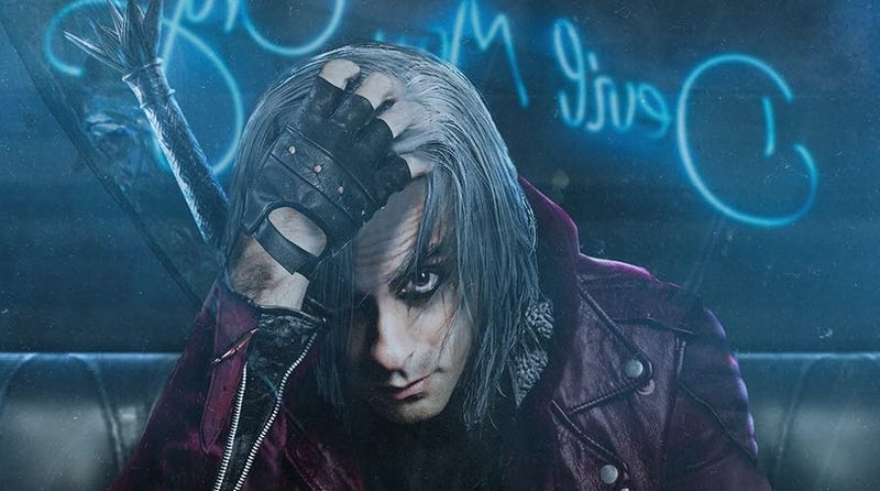 Illustration for article titled Devil May Cry Series Coming From Castlevania Netflix Producer [Correction]