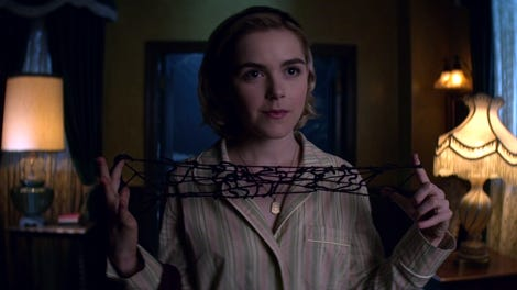 What We Liked and Hated About Chilling Adventures of Sabrina 2