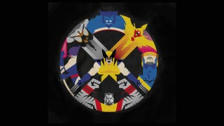 Illustration for article titled These X-Men T-shirt designs really are uncanny
