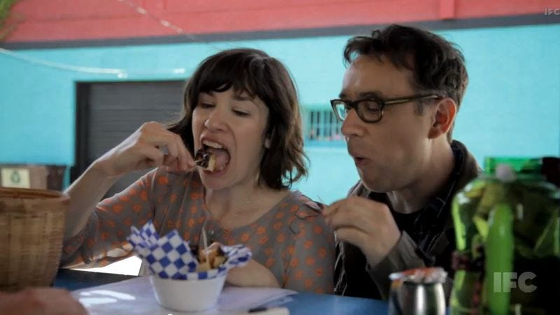 Illustration for article titled Calling all free-range chicken aficionados: There's a Portlandia cookbook on the way