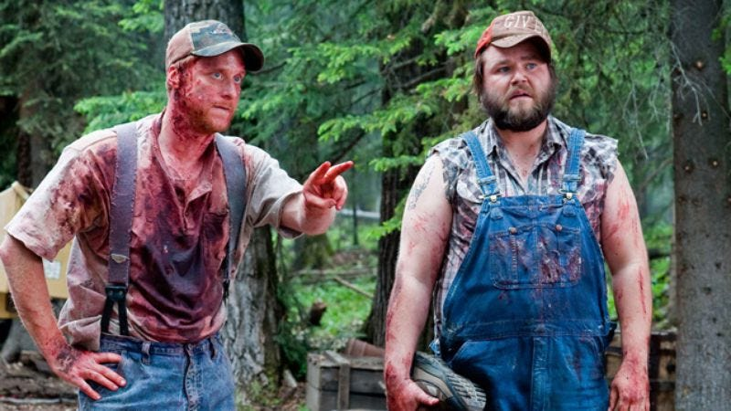 Illustration for article titled Tucker & Dale Vs. Evil
