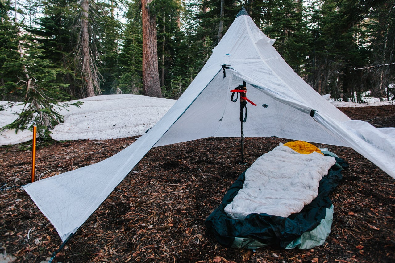 & Can A Tarp Outperform A Tent In Extreme Weather?