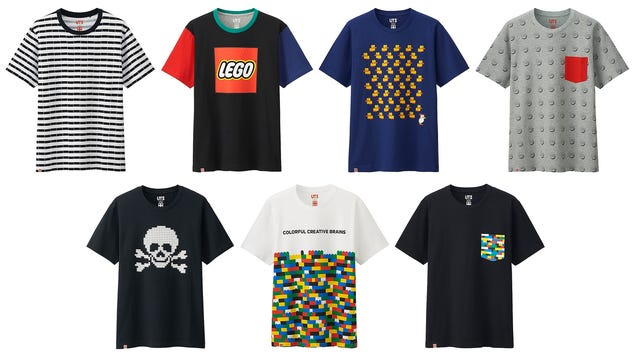 lego 39 s new clothing line comes in adult sizes too. Black Bedroom Furniture Sets. Home Design Ideas