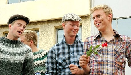 Iceland Gay Marriage 110