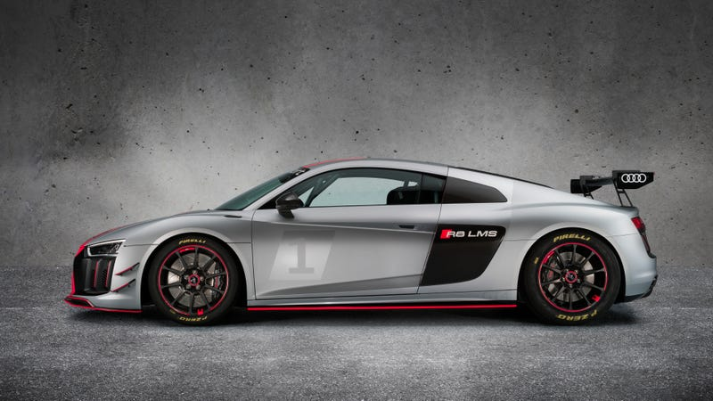 New Audi R LMS GT Continues Quest To Dominate Every Series With - Audi car series