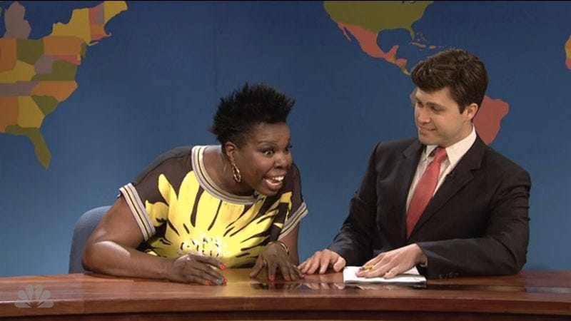 Illustration for article titled SNL's slavery jokes created some controversy, obviously