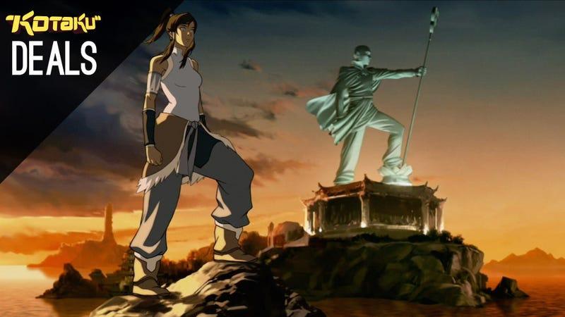 Illustration for article titled Avatar, Grave of the Fireflies, Logitech G602, Dark Souls II, 4K