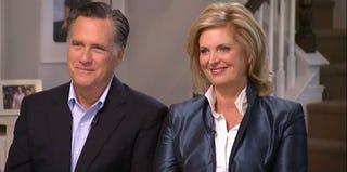 Mitt and Ann Romney on Fox News Sunday With Chris Wallace (Fox News)