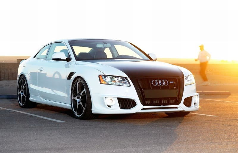 Illustration for article titled ABT Audi AS5-R Lays Down 510 HP