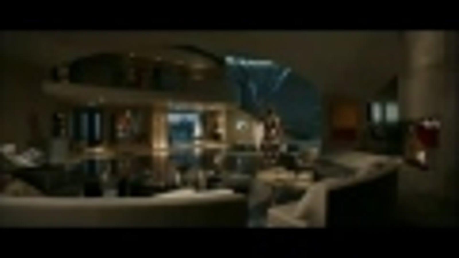 Tony Stark también controlará una nueva armadura de Telepresencia