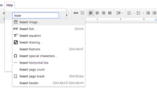 Access Most Google Drive Commands With One Keyboard Shortcut