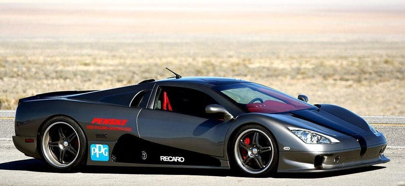 Illustration for article titled SSC To Challenge Bugatti For New Fastest Production Car?