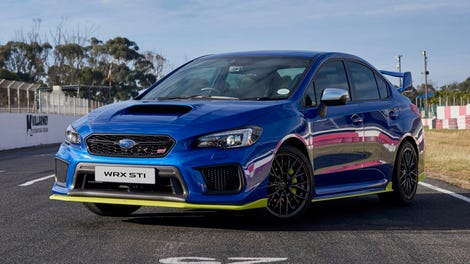 Subaru Wrx Sti S209 Gets 341 Hp Cower Before Your New Awd Master