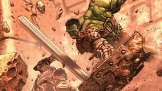 Illustration for article titled The Marvel Movie-verse may be taking a trip to Planet Hulk