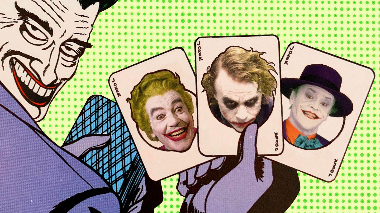 A deck of Jokers: Going deeper with The Clown Prince of Crime