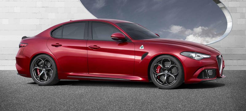 Illustration for article titled 2016 Alfa Romeo Giulia: This Is It (Updated)