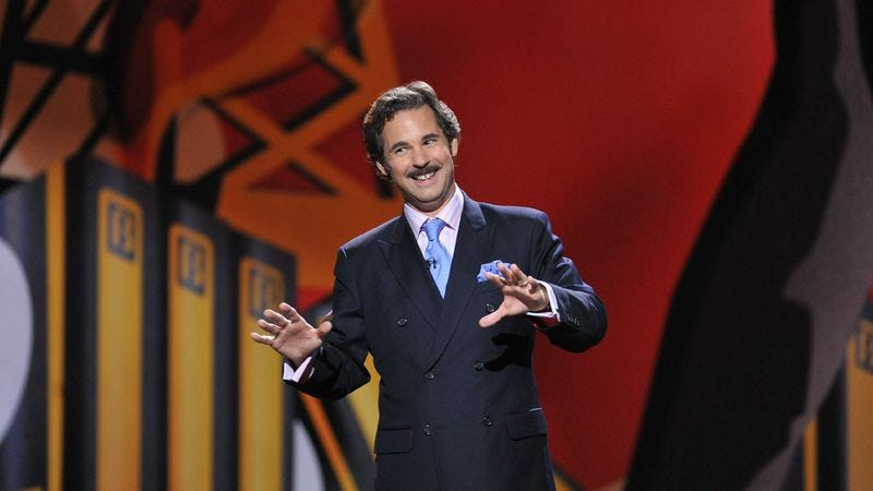 Illustration for article titled Paul F. Tompkins:Laboring Under Delusions