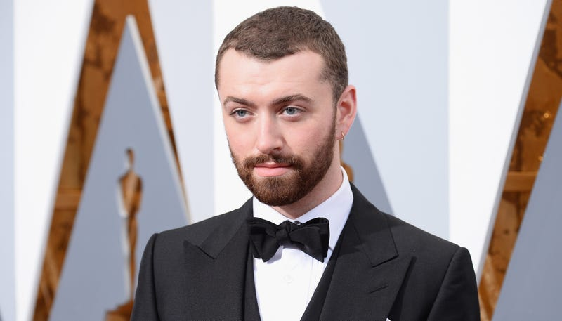 Illustration for article titled Sam Smith Sort Of Apologizes, Sort Of Throws Shade After Dumb Oscar Remarks