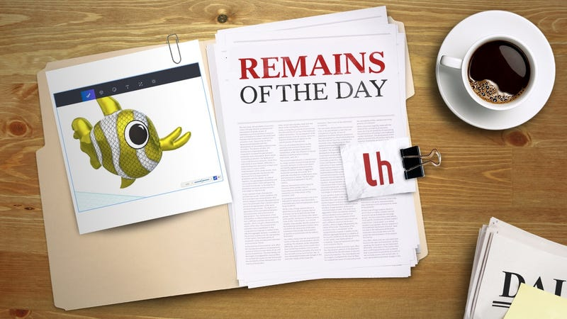 Illustration for article titled Remains of the Day: Windows 10 Creators Update to Arrive in April