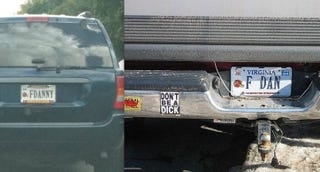 Illustration for article titled Dan Snyder Is So Awful People Will Pay For Vanity License Plates To Insult Him
