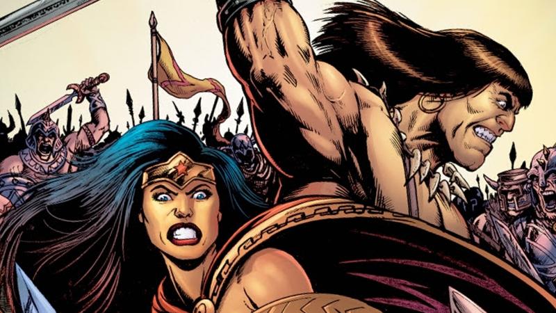 Image: Dark Horse/DC Comics.