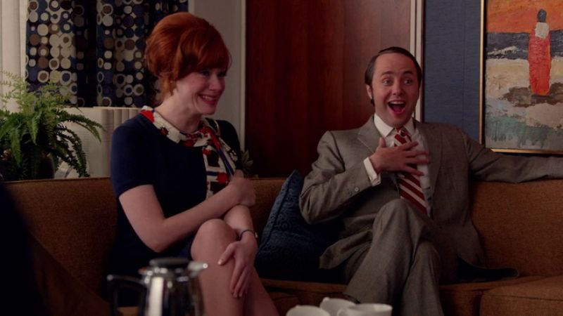 Illustration for article titled Math explains why Pete Campbell was so excited on this week's Mad Men
