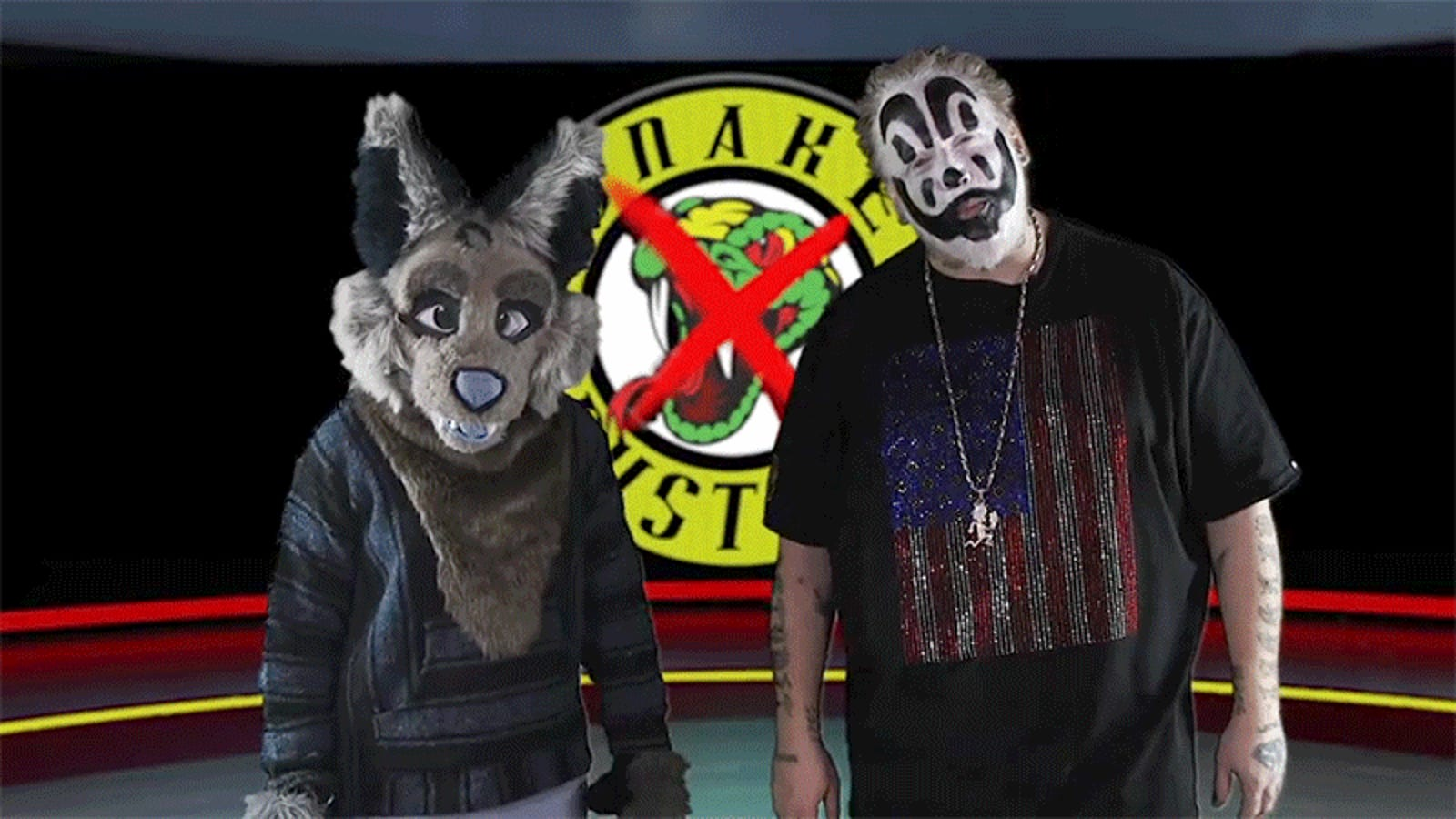 'Furries Are a Lot Like Juggalos': How a Clown Rapper and His Daughter Teamed Up to Fight Snakes