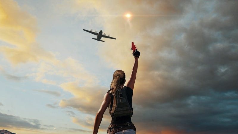 Illustration for article titled PUBG's New Event Is Fun If You Can Find The Damn Flare Gun