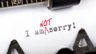 Illustration for article titled I Am So Not Sorry About My Vagina, And Other Apologies We Should Retract