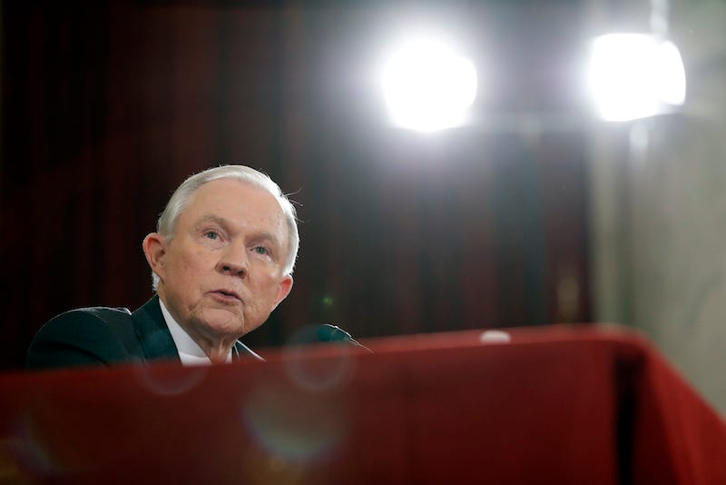 1986 letter from MLK's widow opposing Sessions resurfaces