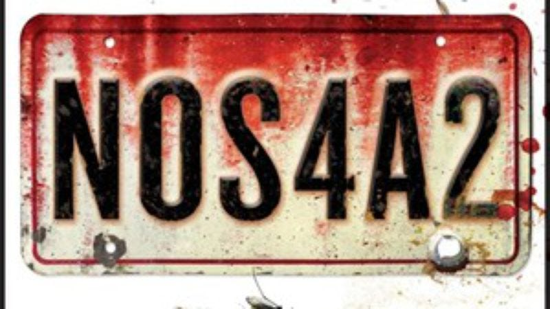 Illustration for article titled AMC is adapting Joe Hill's NOS4A2 for TV