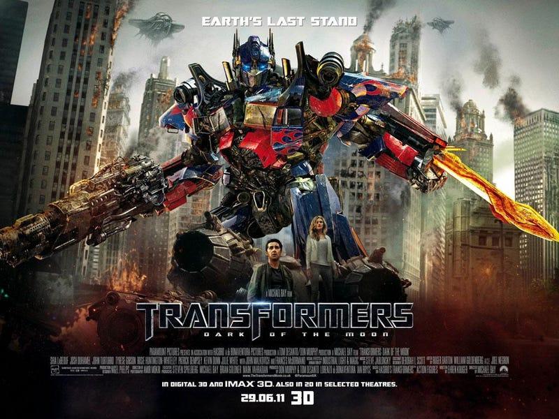 Illustration for article titled Transformers Banner Image