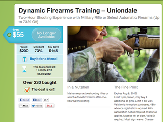 Illustration for article titled Groupon Can Take Away Our Gun Deals, but They'll Never Take Away our Anal Waxing