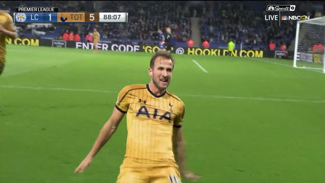 Harry Kane Is Very Greedy And Very Good