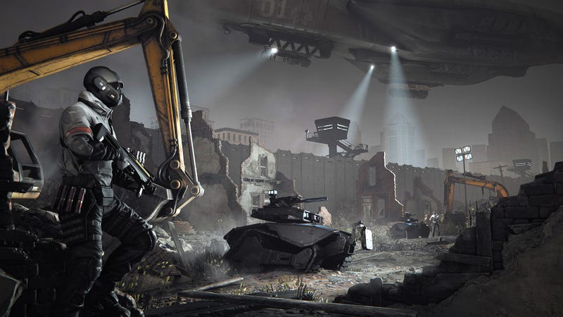 Illustration for article titled The Next Homefront Game Is Set In A Future Philadelphia