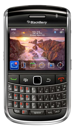 Illustration for article titled BlackBerry Bold 9650 and BlackBerry Pearl 3G Leak Out